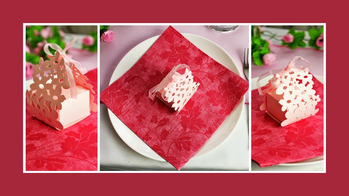 Deko Idee Taufe Mädchen Pink
