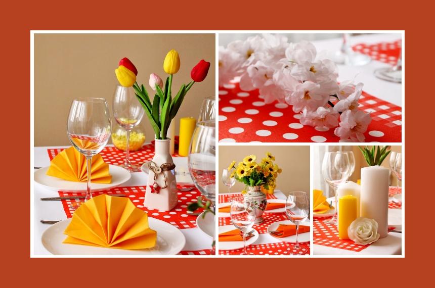 Deko Idee Geburtstag Tulpen Mimose